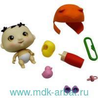 Игрушка «Крошки-горошки» с аксессуарами : Арт.T15829 (ТМ 1TOY)
