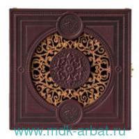 Футляр для ключей настенный кожа художественные вставки : Арт.077-10-05 (ТМ Макей)