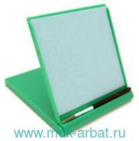 Планшет для рисования водой «Акваборд» мини зеленый : арт.MBBG (ТМ Назад к истокам)