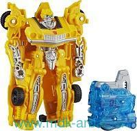 Трансформер 15см «Заряд Энергии Bumblebee» : Арт.E2092/E2087 : ТМ Transformers
