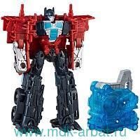 Трансформер 15см «Заряд Энергии Optimus» : Арт.E2093/E2087 : ТМ Transformers
