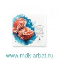 Склейка для акварели 24х23см 20 листов «White Swan» : арт.401443 (ТМ Malevich)