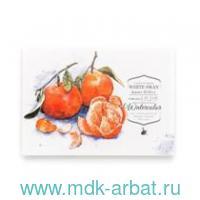 Склейка для акварели 32х23см 20листов «White Swan» : арт.401444 (ТМ Malevich)