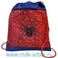 Мешок для обуви 35х43см «Spiders» : Арт.336-91/748 (ТМ Belmil)