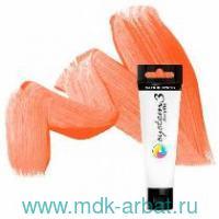 Краска акриловая 59мл кадмий оранжевый (имит) : арт.129059619 (ТМ Daler-Rowney)