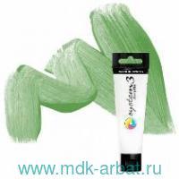 Краска акриловая 59мл зеленый травяной : арт.129059375 (ТМ Daler-Rowney)