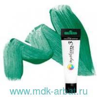 Краска акриловая 59мл зеленый хукера : арт.129059352 (ТМ Daler-Rowney)