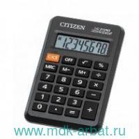 Калькулятор 8 разрядный «Businessline Pro» : арт.LC-310NR (ТМ Citizen)