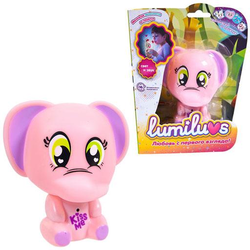 Ночник «Lumiluvs. Слон Phoebe» : Арт.LB004A3 : ТМ ABtoys