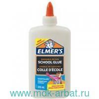 Клей для слаймов 225мл «Elmers» белый : арт.2079102 (ТМ Elmers)