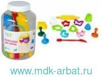 Набор для лепки «Микс аксессуаров» : артикул LEP01 (ТМ Genio Kids)