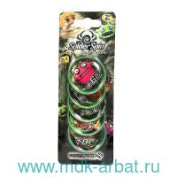 Жетоны «Spider spin.Collective tokens» : Арт.CT-SS-002T-GRE : ТМ CatchUp Toys
