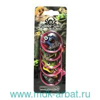 Жетоны«Spider spin. Collective tokens» : Арт.CT-SS-002T-PIN : ТМ CatchUp Toys