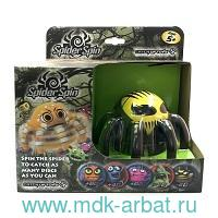 Игра «Spider spin. Evil» : Арт.CT-SS-001S-EVL : ТМ CatchUp Toys