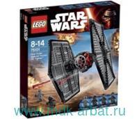 Конструктор «StarWars. Истребитель особых войск» : Арт.75101 (ТМ LEGO)