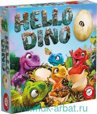 Игра настольная «Hello Dino» : арт.715099 (ТМ «PIATNIK»)
