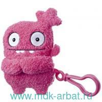 Игрушка-брелок «Ugly Dolls» розовый : Арт.Е4528/Е4517 (ТМ HASBRO)