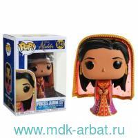 Фигурка «Princess Jasmine» цв. фиолетовый : Арт.543/37564 : ТМ Funko