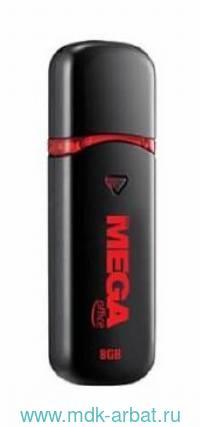 Флеш-драйв 8GB «Promega jet» черный : Арт.478017 (ТМ Pro Mega jet)