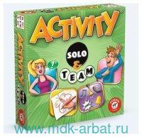 Игра настольная «Activity. Соло и команда» : арт. 714177 (ТМ «PIATNIK»)