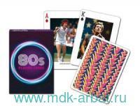 Карты игральные «1980 год» 55 листов : Арт.1685 (ТМ «PIATNIK»)
