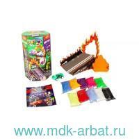 Пластилин шариковый и воздушный, 10 цветов «Racing Clay-2» : артикул .CLRC-01-02 (ТМ Danko Toys)