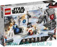 Конструктор «StarWars. Защита базы Эхо» : Арт.75241 (ТМ Lego)