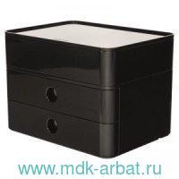 Смарт-бокс «Allison» цвет черный : Арт.НА1100/13 (ТМ HAN)