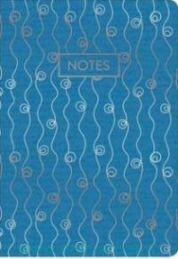 Тетрадь 48 листов «Золотые линии.Дизайн 1» синий скрепка : Арт.ТКФ486868 (ТМ Канц-Эксмо)