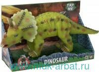 Фигурка «Трицератопс» 28 см : Арт.1374173.UNIB (ТМ Dino World)