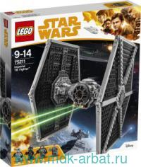 Конструктор «StarWars. Императорский истребитель СИД» : Арт.75211 (ТМ Lego)