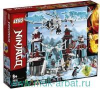 Конструктор «Ninjago. Замок проклятого императора» : Арт.70678 (ТМ Lego)