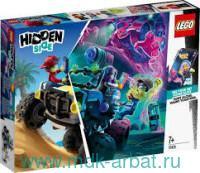 Конструктор «Hidden Side. Пляжный багги Джека» : Арт.70428 (ТМ Lego)