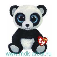 Игрушка мягкая 15 см «Панда Бабу» черно-белая : Арт.36327 (ТМ TY.)