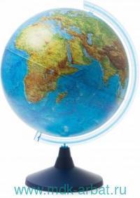 Глобус Земли физический d=400мм : Арт.Ке014000242 (ТМ Globen)