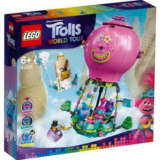Конструктор «Lego Trolls. Путешествие Розочки на воздушном шаре» : арт.41252 (ТМ Lego)