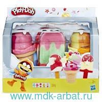Набор 336 грамм «Холодильник с мороженым» : артикул E6642EU4 (ТМ Hasbro)