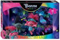 Пазл 24 элементов «Trolls-2.Tehno life» maxi : Арт.90068 (ТМ STEP)