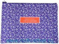 Папка для тетрадей «Joli» : формат А4, на молнии, синяя : арт.N1918 (ТМ Be Smart)