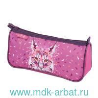 Пенал-косметичка «Sport. Lynx» : Арт.50026548 (ТМ Herlitz)