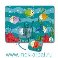 Пазл-сортер «Рыбки» : Арт.300287 (ТМ Vladi Toys)