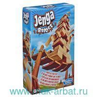 Игра настольная «Дженга Бридж» : арт. E94625 (ТМ HASBRO)