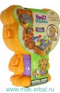 Набор «Чудо-ранец. Тигр-мастер. Инструменты : Арт.РТ-01300 (ТМ AB toys)