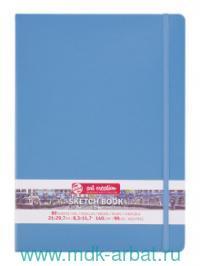 Скетчбук А4 80л. «Art Creation» твердый, голубой : Арт.9314213М (ТМ Royal Talens)