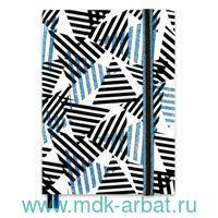 Ежедневник недатированный А5 160 листов «Треугольники» : Арт.47583 (ТМ Escalada)