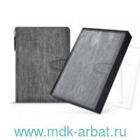Ежедневник-органайзер недатированный А6+ 160листов серый : арт.50428 (ТМ Escalada)