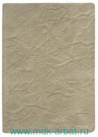 Ежедневник А5 2021 176 л. «Modern» светло-коричневая : Арт.AZ1034emb/light-brown (ТМ In Folio)