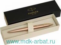 Ручка шариковая Jotter XL Monochr. Pink GT синяя : Арт.2122755 (ТМ Parker)