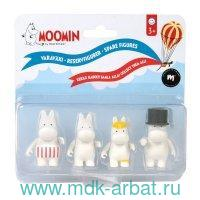 Фигурки «Муми семья» Арт.35504001 (ТМ «Moomin»)