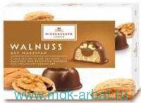Марципан «Грецкий орех» в молочном шоколаде, 102г : Арт.133148 (ТМ Niederegger)